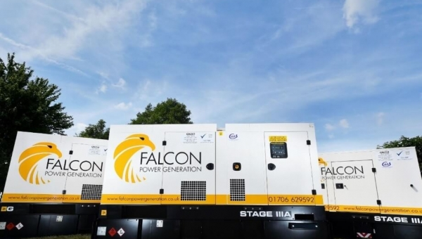 A New Generation Of Falcon Power